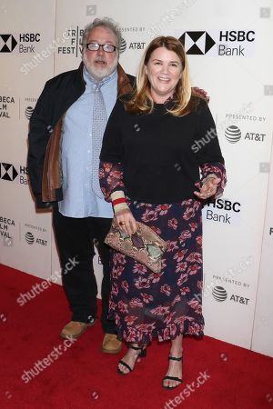 Tom Hulce and Mare Winningham