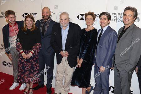 Editorial image of 'The Seagull' premiere, Tribeca Film Festival, New York, USA - 21 Apr 2018