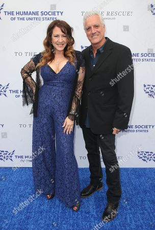Editorial picture of Humane Society Of The United States' To The Rescue Gala, Arrivals, Los Angeles, USA - 21 Apr 2018