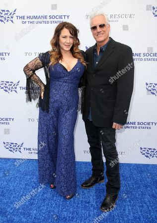 Joely Fisher, Christopher Duddy