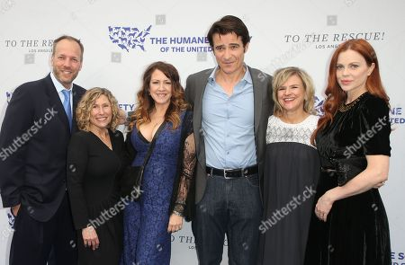 Editorial image of Humane Society Of The United States' To The Rescue Gala, Arrivals, Los Angeles, USA - 21 Apr 2018