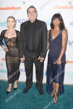 Olesya Rulin, Kenny Ortega, Monique Coleman