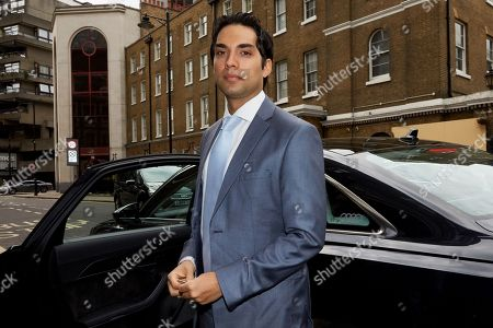 Editorial picture of British Academy Television Craft Awards, Audi Arrivals, London, UK - 22 Apr 2018