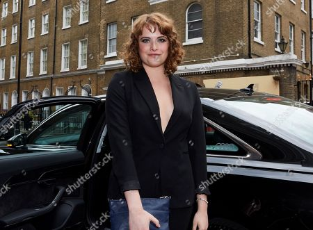 Editorial photo of British Academy Television Craft Awards, Audi Arrivals, London, UK - 22 Apr 2018