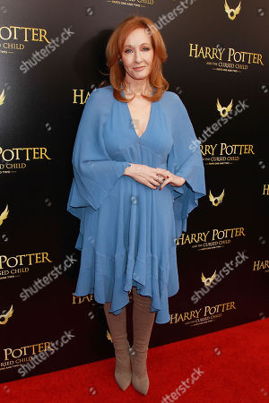 Editorial image of 'Harry  Potter And The Cursed Child' Broadway Opening, New York, USA - 22 Apr 2018