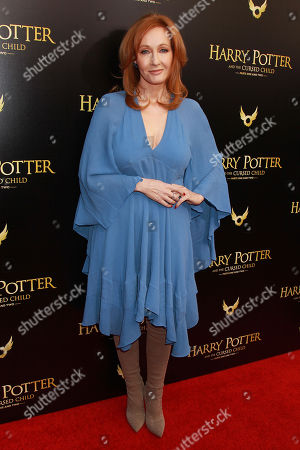 Editorial picture of 'Harry  Potter And The Cursed Child' Broadway Opening, New York, USA - 22 Apr 2018