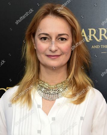 """Stock Image of Nell Benjamin attends the """"Harry Potter and the Cursed Child"""" Broadway opening at the Lyric Theatre, in New York"""