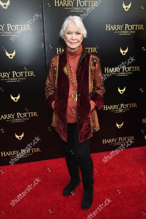 """Ellen Burstyn. Colin Callender attends the """"Harry Potter and the Cursed Child"""" Broadway opening at the Lyric Theatre, in New York"""