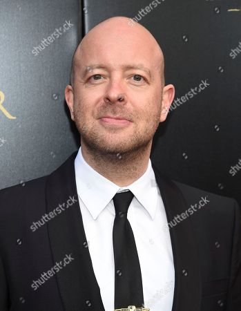 """Director John Tiffany attends the """"Harry Potter and the Cursed Child"""" Broadway opening at the Lyric Theatre, in New York"""