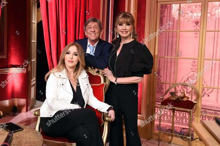 Editorial picture of 'Dancing with the Stars' TV show, Rome, Italy - 21 Apr 2018