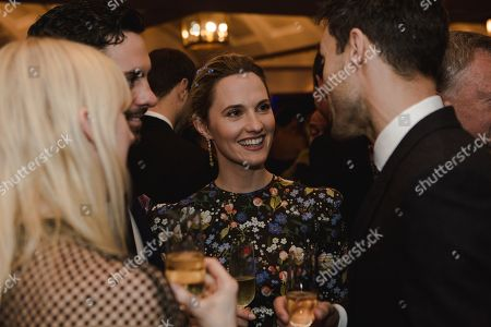 Editorial picture of British Academy Television Craft Awards, Champagne Reception, London, UK - 22 Apr 2018
