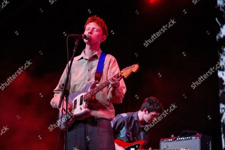 King Krule, Archy Ivan Marshall. King Krule performs at the Coachella Music & Arts Festival at the Empire Polo Club, in Indio, Calif