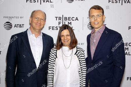 Doran Weber (Sloan Foundation), Amy Hobby (TFI), David Earls(TFI)