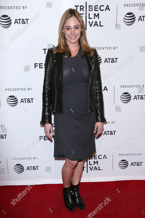 """Editorial photo of World Premiere of """"All About Nina"""" at the 17th Annual Tribeca Film Festival, New York, USA - 22 Apr 2018"""