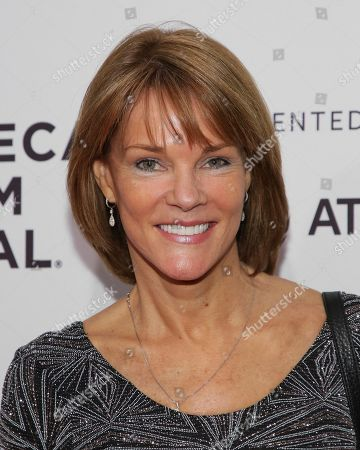 "Actress Carolyn McCormick attends a screening of ""Mapplethorpe"" at the SVA Theatre during the 2018 Tribeca Film Festival on in New York"