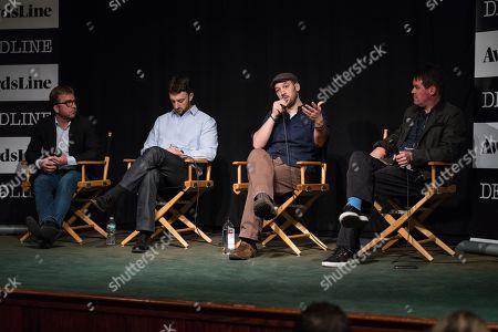 Peter Billingsley, Michael Zimbalist, Jeffrey Zimbalist and Moderator