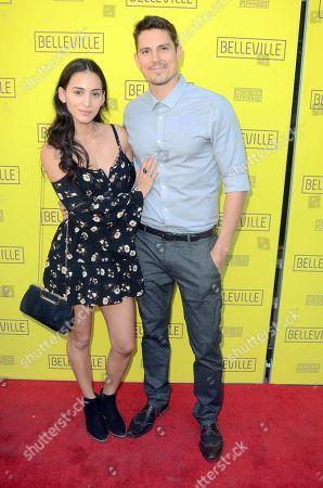 Cherie Faris and Sean Faris