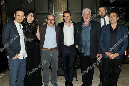 Geza Rohrig, Emily Mortimer (Producer), Matthew Broderick, Alessandro Nivola (Producer), Ron Perlman (Producer), Josh Crook (Producer), Scott Lochmus (Producer)