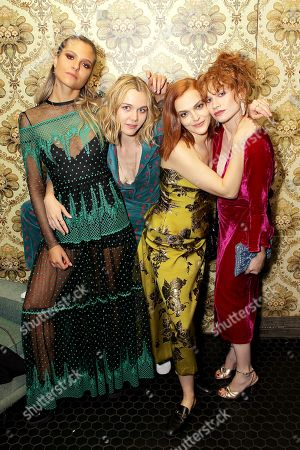 Mitzi Peirone (Director), Immy Waterhouse, Madeline Brewer, Sarah Hay