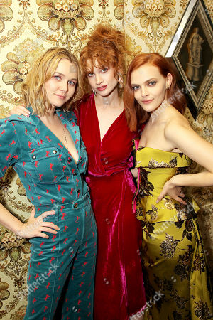 Stock Photo of Immy Waterhouse, Sarah Hay, Madeline Brewer