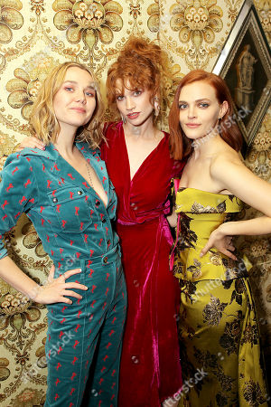 Immy Waterhouse, Sarah Hay, Madeline Brewer