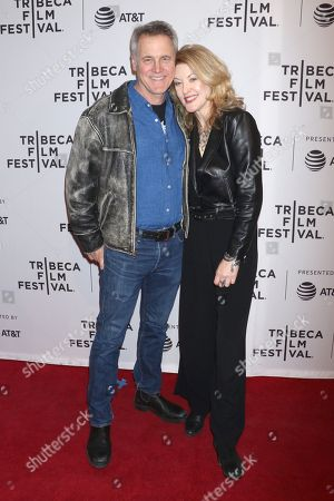 Mark Moses and Ondi Timoner, director