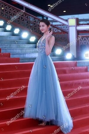Editorial picture of Beijing International Film Festival, Closing Ceremony, China - 22 Apr 2018