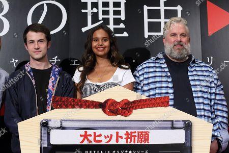 Dylan Minnette, Alisha Boe, Brian Yorkey