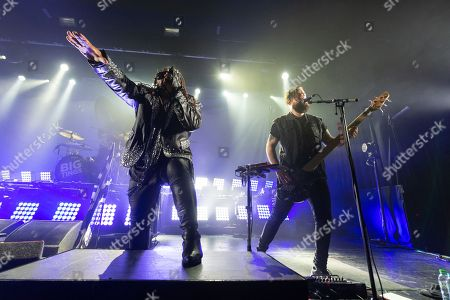 Skindred - Benji Webbe, Dan Pugsley