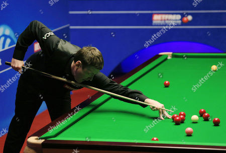Ricky Walden at the table