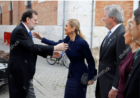 Mariano Rajoy, Cristina Cifuentes