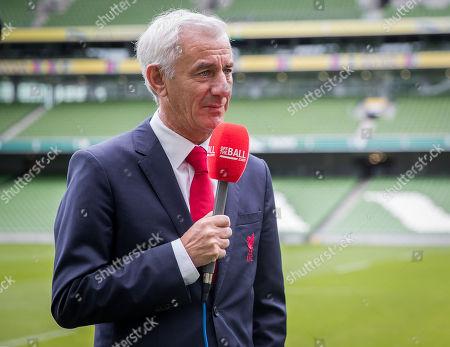 Liverpool Football Club Ambassador Ian Rush speaks to Off The Ball