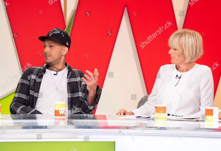 Abz Love and Jane Moore