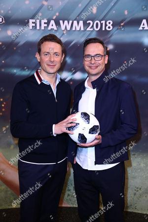 Alexander Bommes and Matthias Opdenhövel