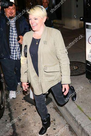 Natalie Maines leaves Craig's Restaurant