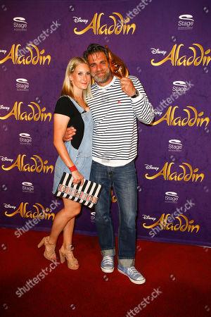 Carsten Spengemann mit partner Julie
