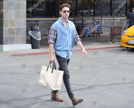 Editorial picture of Ryan McCartan out and about, Los Angeles, USA - 21 Apr 2018