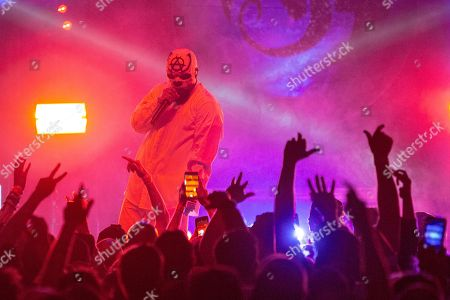 Stock Picture of Tech N9ne - Tech N9ne
