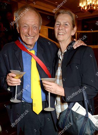 Richard Rogers and Phillipa Walker