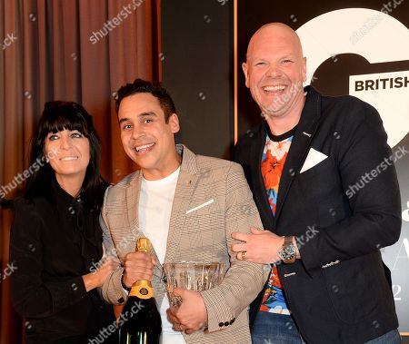 Claudia Winkleman, Paul Ainsworth and Tom Kerridge