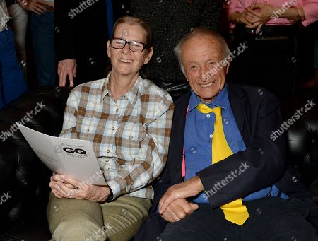 Phillipa Walker and Richard Rogers