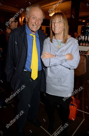 Richard Rogers and Ruth Rogers