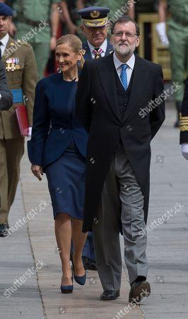 Cristina Cifuentes, Mariano Rajoy