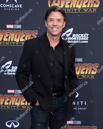 """Editorial picture of World Premiere of """"Avengers: Infinity War"""", Los Angeles, USA - 23 Apr 2018"""