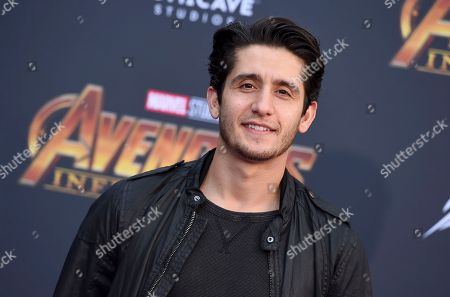 """Editorial photo of World Premiere of """"Avengers: Infinity War"""", Los Angeles, USA - 23 Apr 2018"""