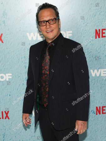 """Rob Schneider attends the premiere of Netflix's """"The Week Of"""" at AMC Loews Lincoln Square, in New York"""