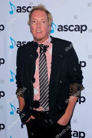 Stock Image of Dave Bassett arrives at the 2018 ASCAP Pop Music Awards at The Beverly Hilton, in Beverly Hills, Calif