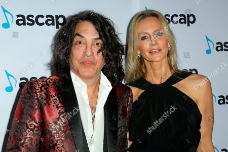 Paul Stanley, Erin Sutton. Paul Stanley, left, and Erin Sutton arrive at the 2018 ASCAP Pop Music Awards at The Beverly Hilton, in Beverly Hills, Calif