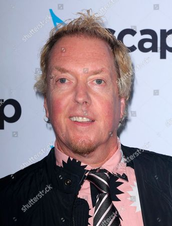 Stock Photo of Dave Bassett arrives at the 2018 ASCAP Pop Music Awards at The Beverly Hilton, in Beverly Hills, Calif