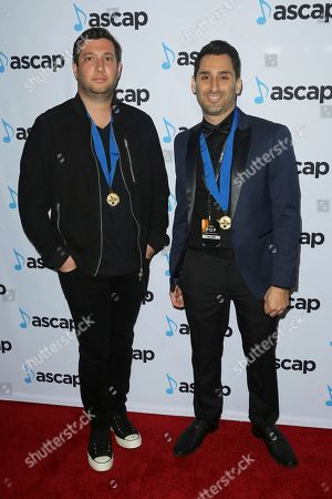 Editorial image of 2018 ASCAP Pop Music Awards, Beverly Hills, USA - 23 Apr 2018